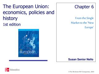From the Single Market to the �New Europe�