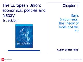 Basic Instruments: The Theory of Trade and the EU