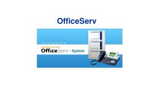 OfficeServ
