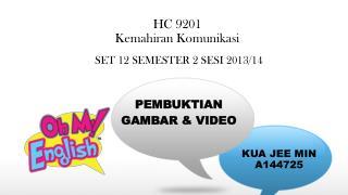 HC 9201   Kemahiran Komunikasi