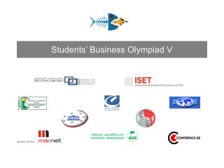 Students' Business Olympiad V