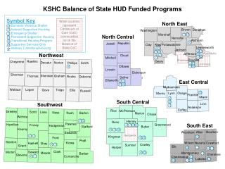 KSHC Balance of State HUD Funded Programs