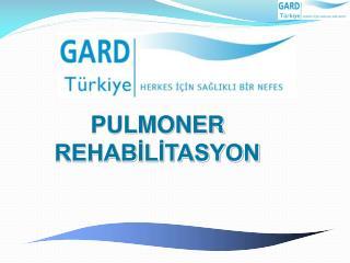 GARD T�rkiye Projesi