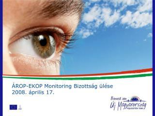 �ROP-EKOP Monitoring Bizotts�g �l�se 2008. �prilis 17.