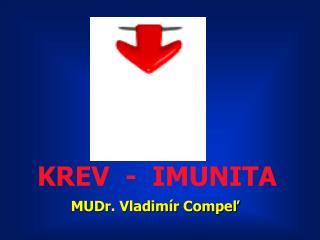 KREV  -  IMUNITA