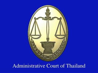 Administrative Court of Thailand