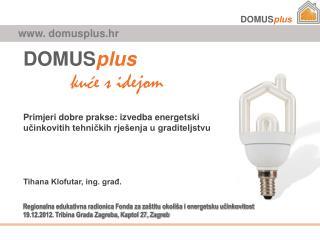 DOMUS plus