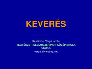 KEVER�S