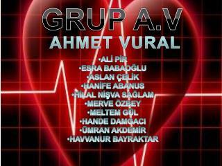 GRUP A.V