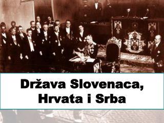 Država Slovenaca, Hrvata i Srba