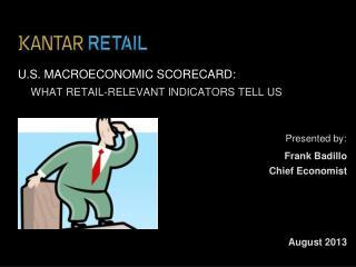 U.S. Macroeconomic scorecard: