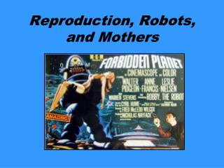 Reproduction, Robots, and Mothers