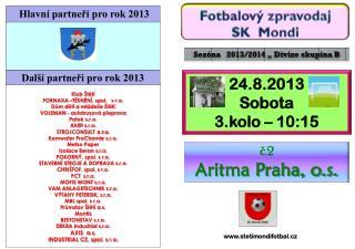 č.2 Aritma Praha, o.s.