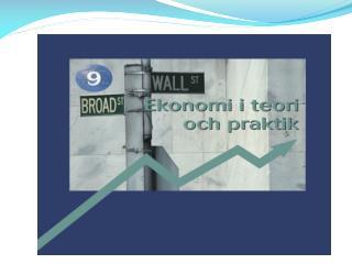 Gemensamma ekonomisk-politiska mål: