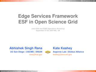 Abhishek Singh Rana UC San Diego | USCMS | DISUN rana@fnal