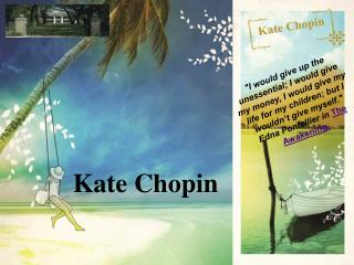 the storm kate chopin Complete summary of kate chopin's the storm enotes plot summaries cover all the significant action of the storm.