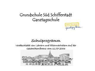 Grundschule Süd Schifferstadt Ganztagsschule