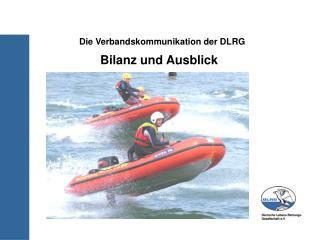 Die Verbandskommunikation der DLRG