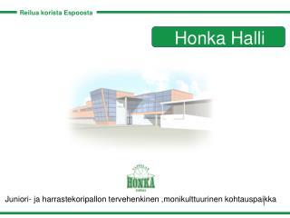 Honka Halli