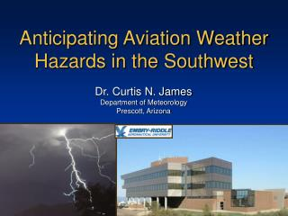 Anticipating Aviation Weather Hazards in the Southwest