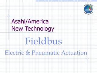 Asahi/America New Technology