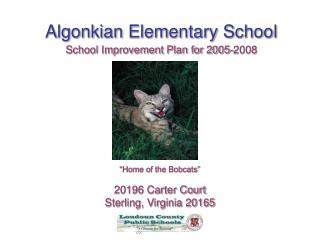 Algonkian Elementary School