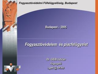 Budapest – 2005