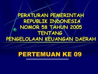 PERTEMUAN KE 09