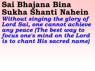 Prema Bhakti Bina Uddhar Nahein   Without love and devotion how can one get liberated?