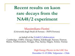 Recent results on kaon  rare decays from the  NA48/2 experiment