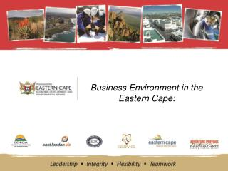 Business Environment in the Eastern Cape: