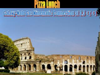 Pizza Lunch