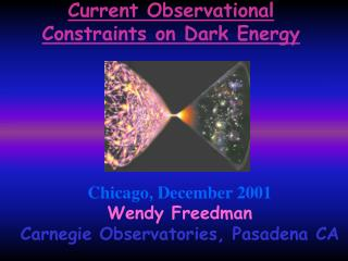 Current Observational Constraints on Dark Energy