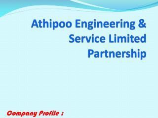 Athipoo  Engineering & Service Limited Partnership
