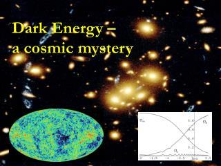 Dark Energy � a cosmic mystery