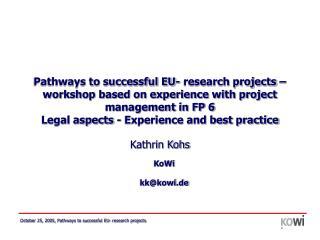 Kathrin Kohs