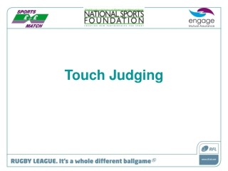 Touch Judging