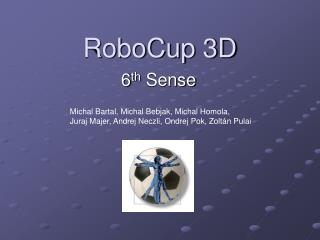 RoboCup 3D