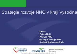 Strategie rozvoje NNO v kraji Vysočina