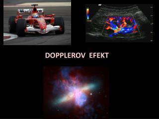 Dopplerov  efekt