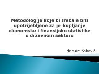 dr Asim Šaković