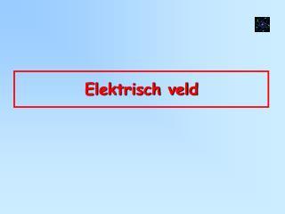 Elektrisch veld