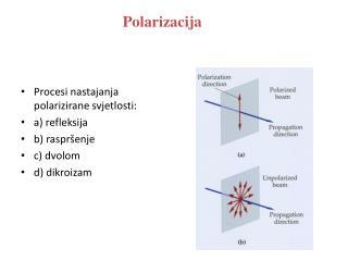 Polariza cija