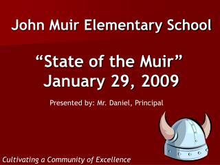 John Muir Elementary School