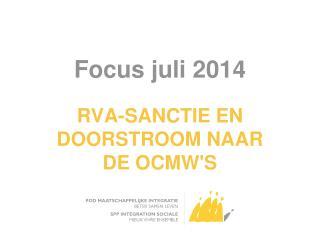 Focus juli 2014