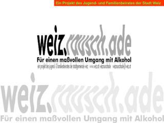 Ein Projekt des Jugend- und Familienbeirates der Stadt Weiz
