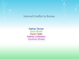 Nathan Tanner Emily Burke  Dylan Haller  Aubrey LaVasseur  Courtney Shutes