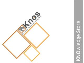 KNO wledge S tore