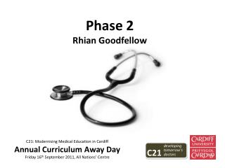 Phase 2 Rhian Goodfellow