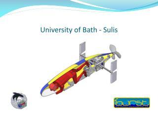 University of Bath - Sulis